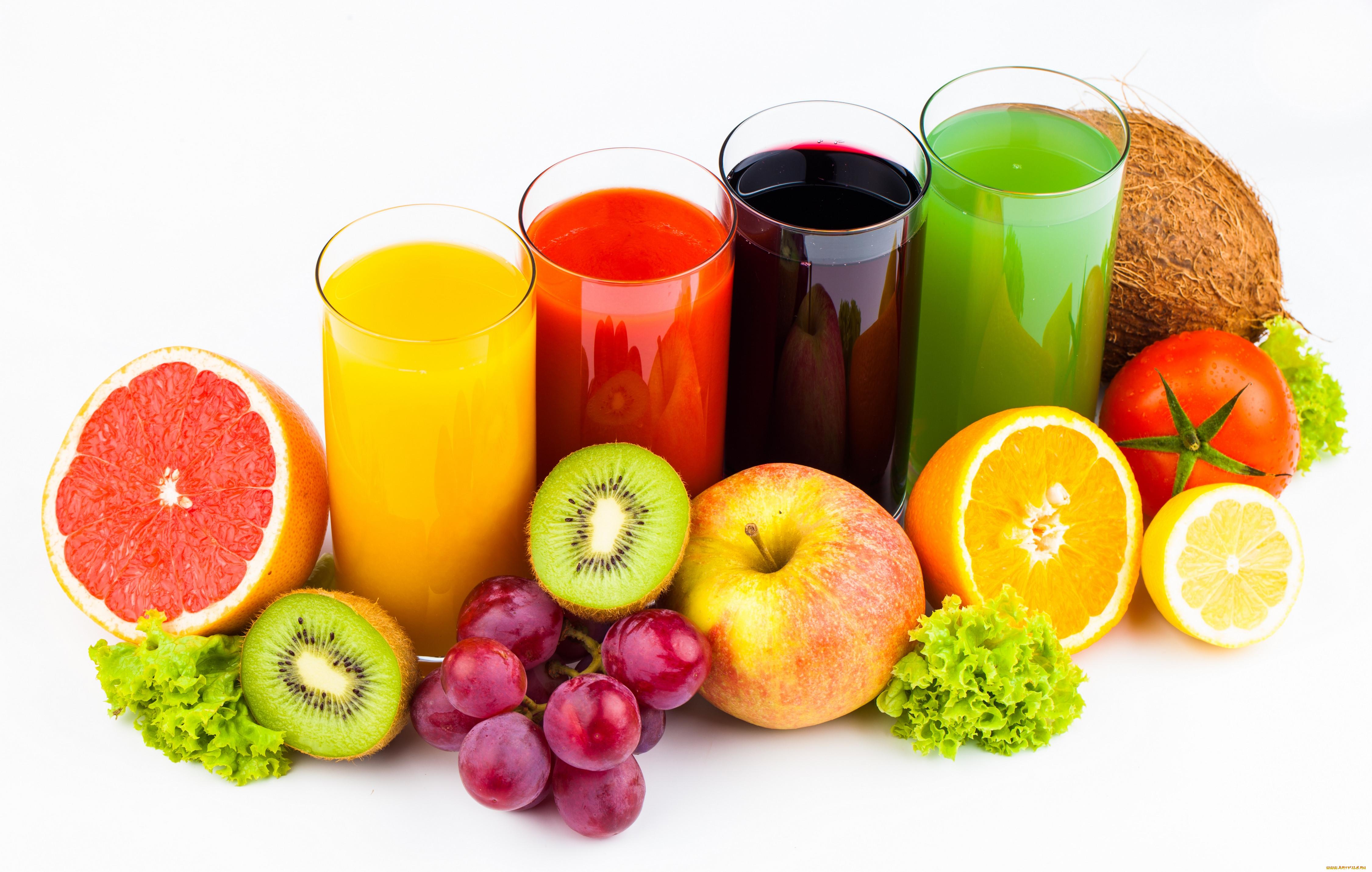 Картинка натуральный сок
